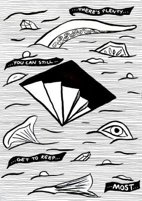 Timewave Zero - Crystal Syringe by Ana Benlloch 2014